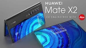 Huawei Mate X2 könnte von Xiaomi Mi MIX ...