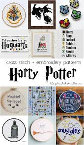 Sew Inappropriate Designs Hogwarts Cross Stitch And Embroidery Cross Stitch Harry