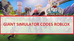 We'll keep you updated with additional codes once they are released. Giant Simulator Codes Wiki 2021 June 2021 New Mrguider