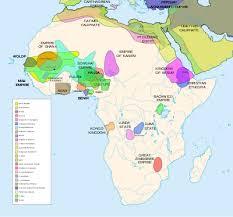Історія Африки Вікіпедія
