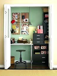 home office in closet. Perfect Closet Home Office Closet Organizer About Remodel Fabulous Design Trend With Depot  Organizers Remode   With Home Office In Closet