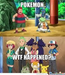 Pokemon You Dirty Basterds... by murderdonald - Meme Center via Relatably.com