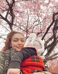 Gigi Hadid Shares New Baby Khai Photos ...