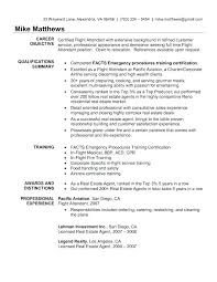 Resume Air Hostess Air Steward Sample Resume Ruseeds Co