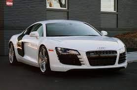 14k Mile Supercharged 2009 Audi R8 6 Speed Audi Audi R8 2009 Audi R8