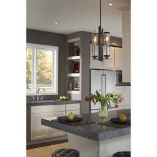 Semi Flush Mount Kitchen Lighting Trent Austin Design Yucca Valley 4 Light Semi Flush Mount