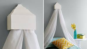 Curtain Bed Canopy