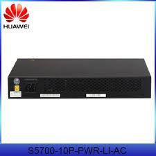 huawei 10p. huawei network switch s5700-10p-pwr-li-ac poe 8 port 10p