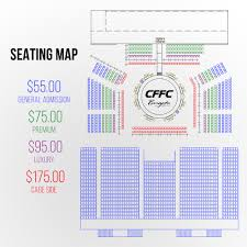 Cffc 68 Tickets Cage Fury Fighting Championships