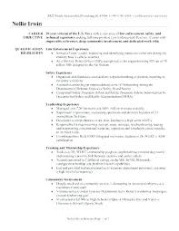 Examples Of Military Resumes Extraordinary Examples Of Military Resumes Impressive Military Resume Samples