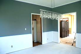 dining room chair rail dining room paint ideas with chair rail paint colors for dining room
