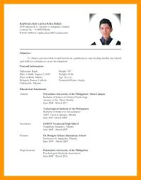 Updated Resume Fascinating Update Resume Format Updated Resume Format Test Samurai Update