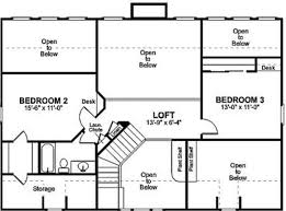 house plans with open floor plan. Bright Inspiration 9 Unique Two Bedroom House Plans 4 Best Ranch Open Floor Plan With