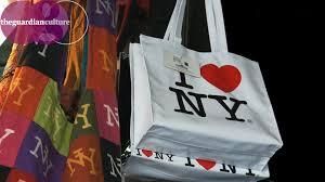 Art Bag Nyc I Love New York Meet Milton Glaser Creator Of The I Love Ny