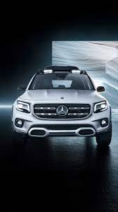 Mercedes Benz Concept GLB 2019 4K Ultra ...