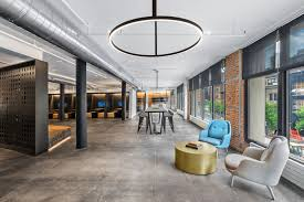 New York Office Interior Design A Tour Of Argo Groups Modern Nyc Office Officelovin