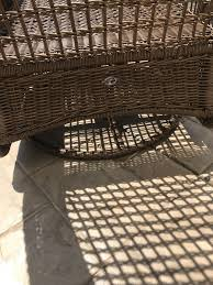 375 obo hampton bay outdoor chairs matching ottoman and foam cushions for in union city ca offerup