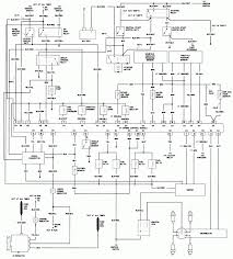 Toyota pickup wiring diagram automatic chevy truck 84 wires electrical system lines s le 950