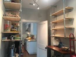 how to build sy pantry shelves pantry shelves