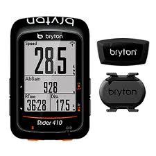 Bryton Wheel Size Chart Bryton Rider 410t