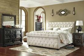 Upholstered Sleigh Bed King Size Sleigh Bed Full Size Upholstered
