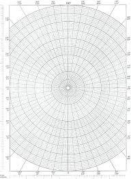 Polar Coordinate Graph Paper Print Free Printable