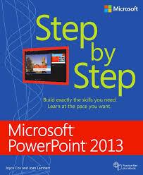 microsoft powerpoint 2013 step by step pdf free download microsoft powerpoint 2013 step by step