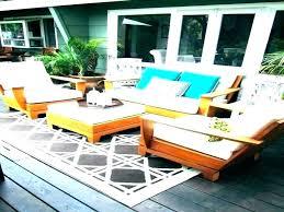 outdoor deck furniture ideas. Small Deck Furniture Outdoor Layout Ideas
