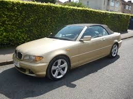 BMW 3 Series bmw 3 series convertible : Used Bmw 3 Series Convertible 3.0 330ci Se 2dr in Bristol ...