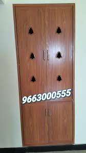 pvc pooja cabinets