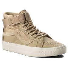 sneakers vans sk8 hi reissue st vn0a3qy2ub5 leather ballistic corns