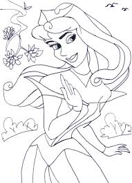 Download and print these princess pdf coloring pages for free. Free Printable Disney Princess Coloring Pages For Kids