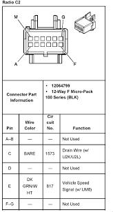 2002 gmc yukon radio wire diagram 2003 Gm Radio Wiring Diagram Turn Signal Switch