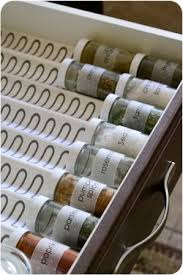Ikea sells these spice drawer holders?I see an Ikea visit in my near future!