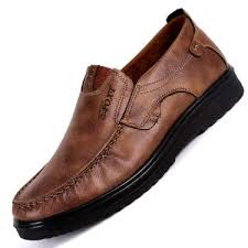 COSIDRAM <b>Men Casual</b> Shoes Slip on Walking Shoes <b>Breathable</b> ...