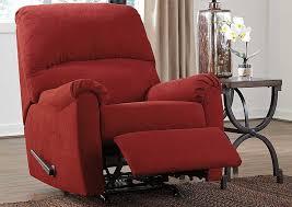 Thomas Wholesale Furniture New Albany MS Zeth Crimson Rocker
