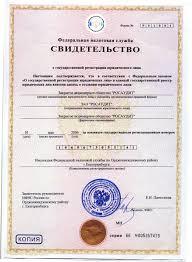 ЗАО РОСАУДИТ Аудиторские услуги аудит ЖКХ Екатеринбург   Свидетельство о государственной регистрации юридического лица