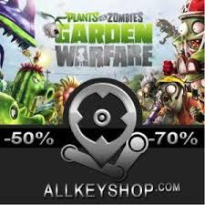 plants vs zombies garden warfare cd
