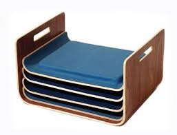 eco friendly multifunction seating. Contemporary Seating Her Multifunctional And Spaceefficient Seating Trays Are Incorporate Seat  Storage Surface All In One  When Not Use The Seats Nest Into  Intended Eco Friendly Multifunction M