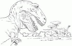 90 Uniek Kleurplaat T Rex Combinatie Paul Behang