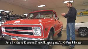 1968 C10 Shortbed FOR SALE - YouTube