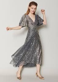 Designer Long Midi Dresses Midi Dress Solfeggio2