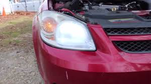 How to Install Led Lights on a Chevy Cobalt SS - YouTube