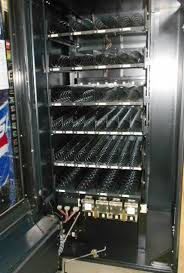 I Used To Ride With A Vending Machine Repairman Magnificent Rowe International 48 JR Glass Front Vending Machine For Sale