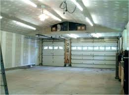 garage interior wall covering ideas