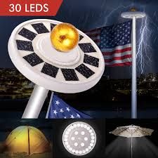 Super Bright Flagpole Light Details About 30 Led Solar Flag Lights Flagpole Pole Lights Solar Powered Super Bright Ip65