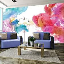 beibehang custom 3d photo wallpaper modern abstract graffiti art large wall painting sofa 3d wall mural wallpaper home decor in wallpapers from home