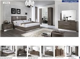 modern black bedroom furniture. Modern Black Bedroom Sets Elegant Platinum Legno Bed Bedrooms Furniture N