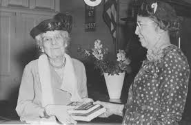 "Clare Sheridan on Twitter: ""This Week in #RocklandHistory 1954 Hilda Bryant  presents books about #BlackHistory to Helen Powell of the #NyackLibrary  #BlackHistoryMonth 📷by Virginia Parkhurst https://t.co/hJzjHHNFeS…  https://t.co/av1asH7RyK"""