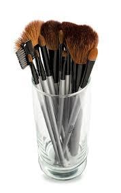 karity cosmetics studio 12 piece natural hair makeup brush set